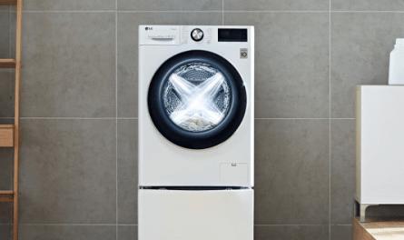 LG tiene nueva lavadora inteligente presentada en IFA 2019