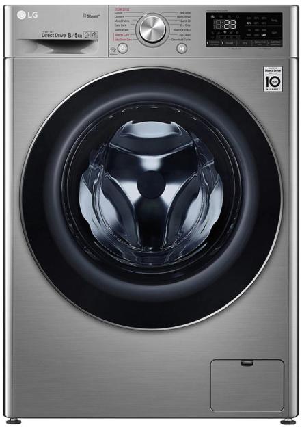 lavadora LG F4DN408S2T